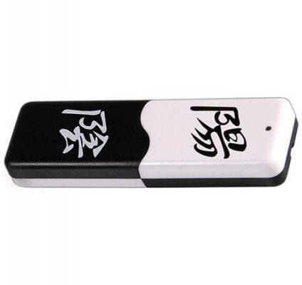 ������ USB 32Gb QUMO Yin & Yan USB2.0 �����-����� QM32GUD-Y&Y