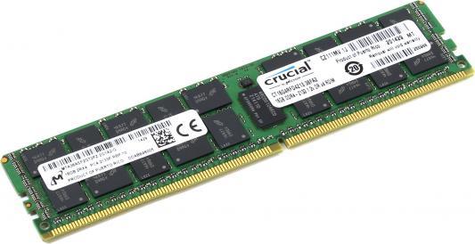 Бренд: Crucial, Тип модуля памяти: DDR4, Объём: 16 Гб, Рабочая частота: 2133, Количество модулей памяти в комплекте: 1