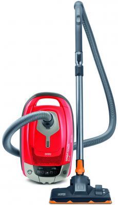 Пылесос Thomas SMART TOUCH DRIVE с мешком сухая уборка 2000Вт красный