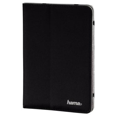 """Бренд: HAMA, Цвет: черный, Материал: искусственная кожа, Совместимость по бренду: Универсальный, Совместимость по модели: для планшетов 8"""""""
