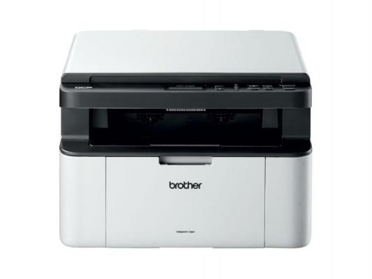 МФУ Brother DCP-1510 ч/б A4 20ppm 2400x600dpi автоподатчик USB мфу лазерный brother dcp 1510 a4