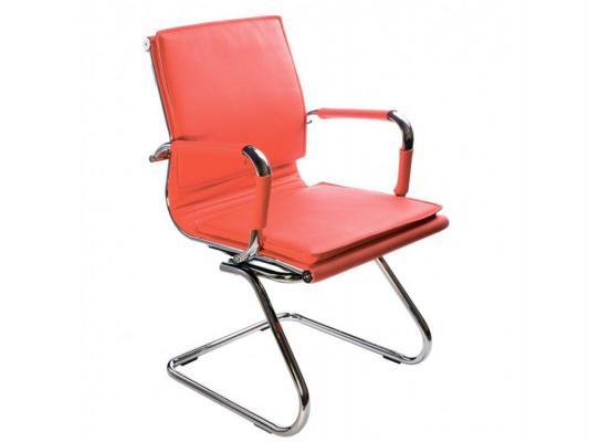 Фото - Кресло Buro CH-993-Low-V/Red низкая спинка искусственная кожа красный кресло бюрократ ch 993 low v серый
