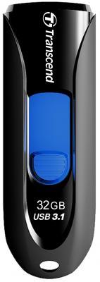 Флешка USB 32Gb Transcend JetFlash 790 TS32GJF790K черный
