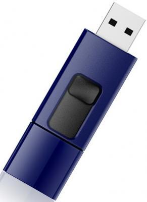 Флешка USB 16Gb Silicon Power Blaze B05 SP016GBUF3B05V1D синий