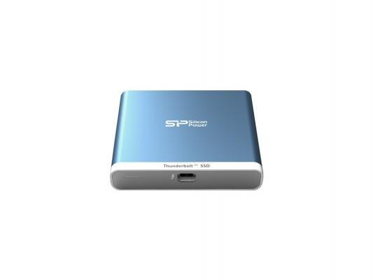 Флешка USB 8Gb Silicon Power Blaze B05 SP008GBUF3B05V1D синий