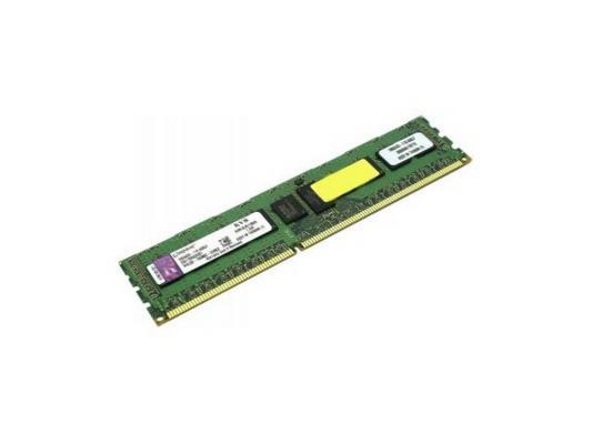 Оперативная память 8Gb PC3-10600 1333MHz DDR3L DIMM ECC Kingston KVR13LR9D8/8