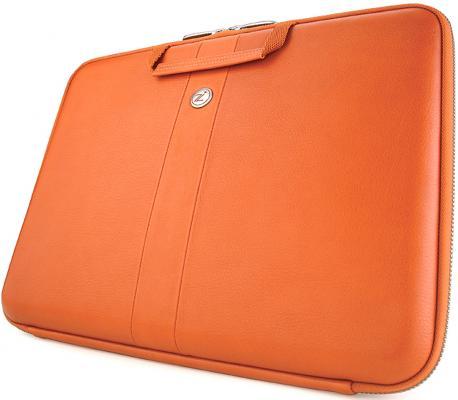 """Сумка для ноутбука 13"""" Cozistyle Smart Sleeve с охлаждением кожа оранжевый CLNR1301"""