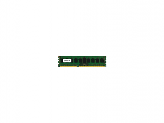 Оперативная память 8Gb PC3-14900 1866MHz DDR3 DIMM Crucial ECC Reg CL13 CT8G3ERSDD8186D