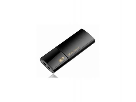 Флешка USB 64GB Silicon Power Blaze B05 SP064GBUF3B05V1K черный tlm52e29 power supply rsag7 820 977 roh hlp 45b01 is used