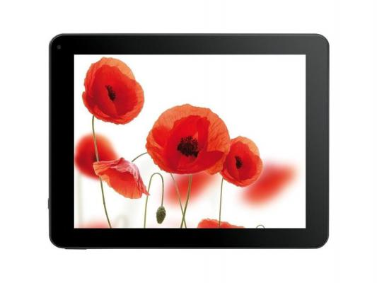 "Планшет Telefunken TF-MID9705RG 3G Черный 9.7"" Retina 2048х1536, 1.6GHz MT3188 Quad, 2G/16G, 3G, GPS, 8000mAh, 5Mp/2Mp, mHDMI, Android 4.2"