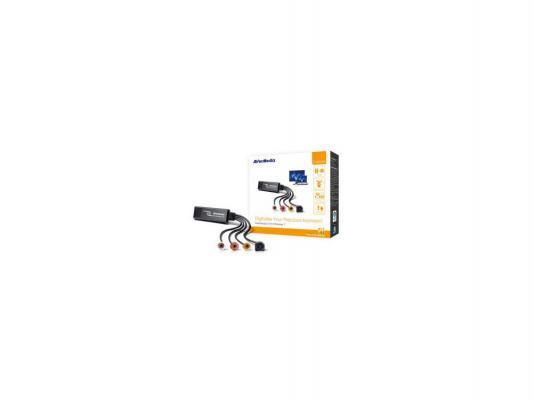 ТВ-тюнер внешний USB AVerMedia DVD EZMaker 7