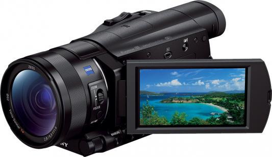 Цифровая видеокамера Sony HDR-CX900E 14Mpx 12xzoom 3.5'' черный