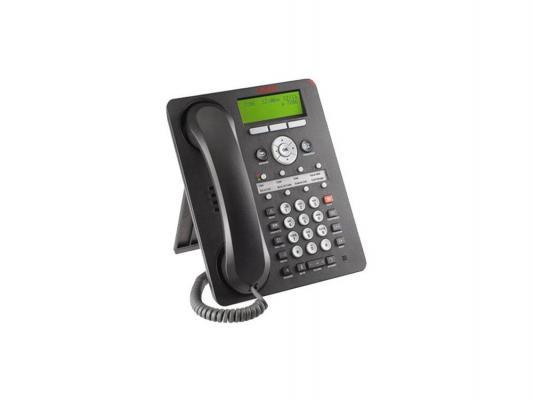 Телефон IP Avaya 1608-I черный