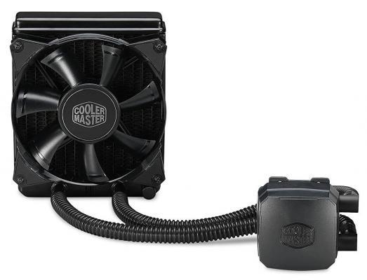 Водяное охлаждение Cooler Master Nepton 140XL RL-N14X-20PK-R1 Socket 2011/1366/1150/1156/1155/775/FM2/FM1/AM3+/AM3/AM2+
