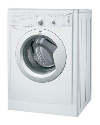 Стиральная машина Indesit IWSB 5085 белый стиральная машина bomann wa 5716