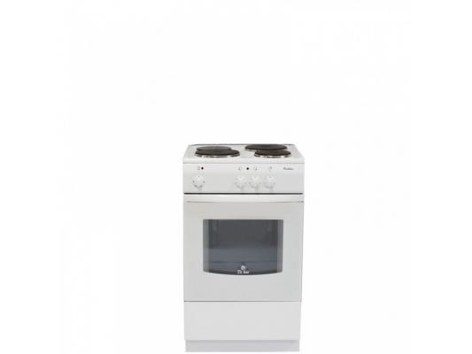 Электрическая плита De Luxe 5003.17 белый