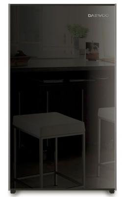 Холодильник DAEWOO FN-15B2B черный