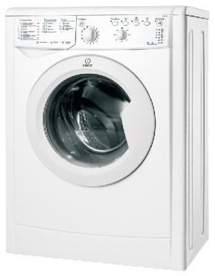 Стиральная машина Indesit IWSB 5105 белый
