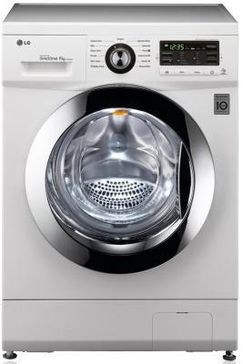Стиральная машина LG F1096ND3 белый стиральная машина lg f1296sd3 f1296sd3