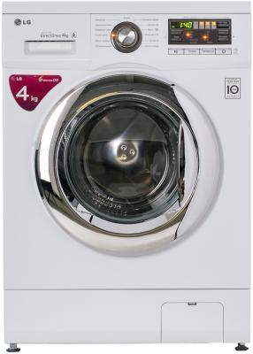 Стиральная машина LG F1096SD3 белый lg f 1096 nd3