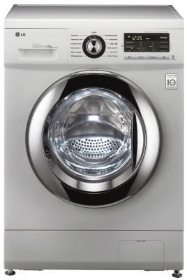 Стиральная машина LG F1296TD4 белый стиральная машина lg fh0b8nd3 белый