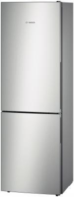 Холодильник Bosch KGV36VL13R серебристый