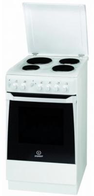 Электрическая плита Indesit KN1E17(W)/RU белый