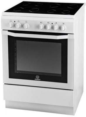 Электрическая плита Indesit I6VSH2(W)/RU белый