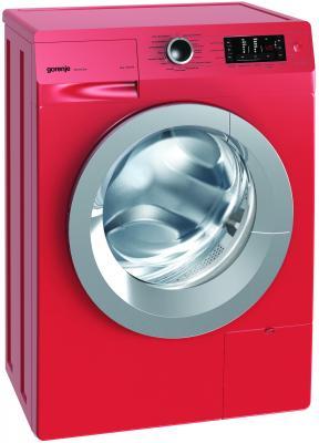 Стиральная машина Gorenje W 65Z03R/S красный стиральная машина gorenje w65fz23r s w65fz23r s