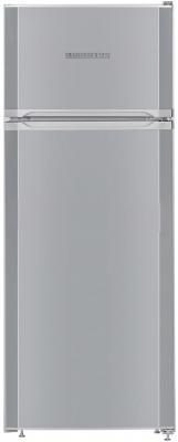 Холодильник Liebherr CTPsl 2921-20-001 серебристый холодильник liebherr cufr 3311 двухкамерный красный