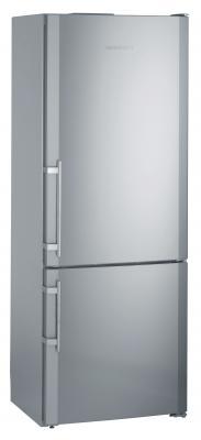 Холодильник Liebherr CBNesf 5133 серебристый холодильник liebherr ct 3306