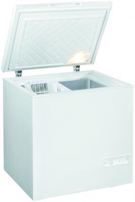Морозильный ларь Gorenje FH21BW белый морозильный ларь whirlpool whm 3111 белый