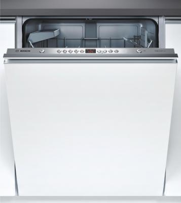 Встраиваемая посудомоечная машина Bosch SMV 53N20 RU белый