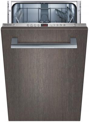 Встраиваемая посудомоечная машина Siemens SR64M030RU коричневый