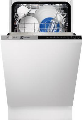 Встраиваемая посудомоечная машина Electrolux ESL 94300 LO белый