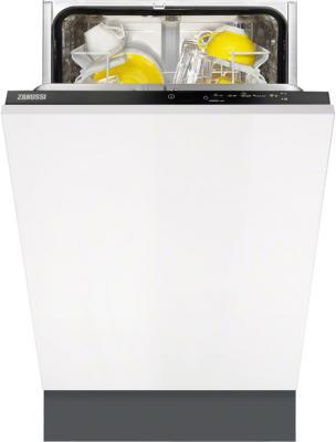 Посудомоечная машина Zanussi ZDV91200FA серый