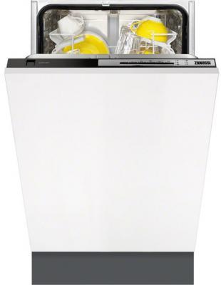 Посудомоечная машина Zanussi ZDV91400FA белый