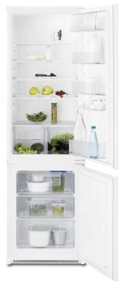 Встраиваемый холодильник Electrolux ENN 92801 BW белый