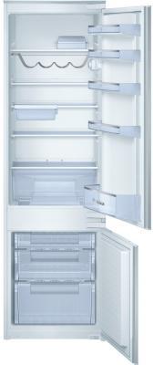 Встраиваемый холодильник Bosch KIV38X20RU белый аксаментова е чистякова м стишки малышам