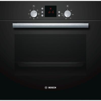 Электрический шкаф Bosch HBN431S3 черный