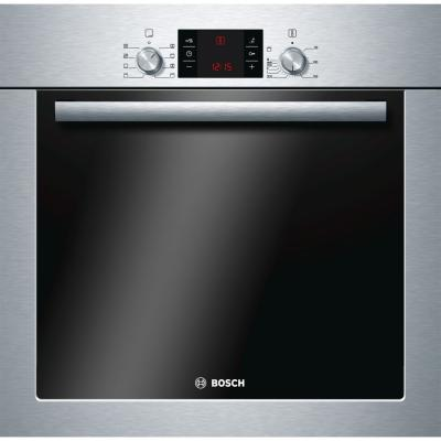 Электрический шкаф Bosch HBB43C350 серебристый электрический шкаф bosch hba23rn61 черный