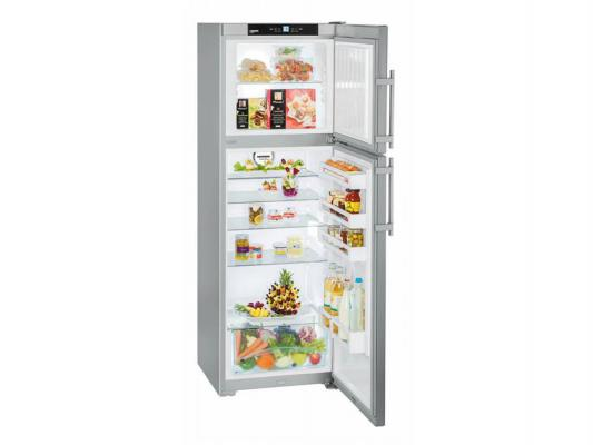 Холодильник Liebherr CTPesf 3016 серебристый двухкамерный холодильник liebherr ctpesf 3016 22