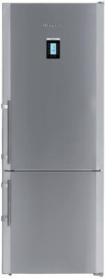 Холодильник Liebherr CBNPes 4656-20 001 серебристый холодильник liebherr cufr 3311 двухкамерный красный