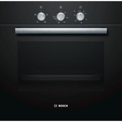 Электрический шкаф Bosch HBN211S4 черный электрический шкаф bosch hba23rn61 черный