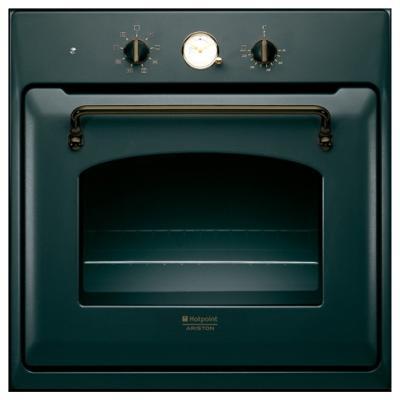Электрический шкаф Ariston 7OFTR 850 (AN) RU/HA черный духовой шкаф электрический hotpoint ariston 7oftr 850 an ru ha
