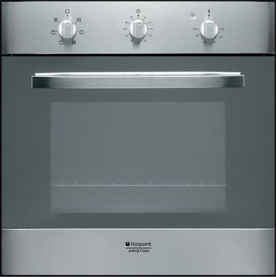 Электрический шкаф Hotpoint-Ariston FHS 21 IX/HA S серебристый