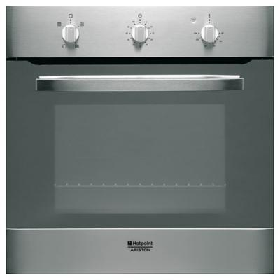 Электрический шкаф Hotpoint-Ariston FH 21 IX серебристый