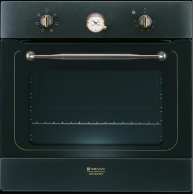 Электрический шкаф Hotpoint-Ariston FHR 540 (AN)/HA S черный