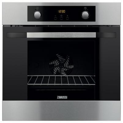Электрический шкаф Zanussi ZOB 535752X серебристый