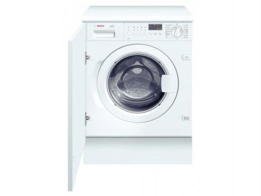 Стиральная машина встраиваемая Bosch WIS 28440OE белый